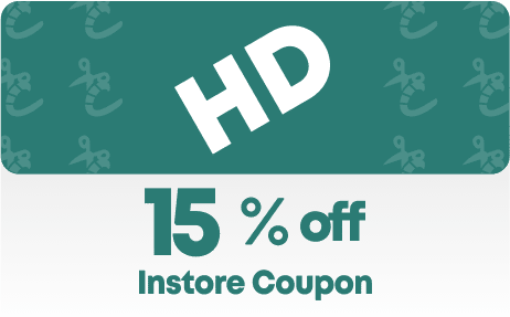 Home Depot 15% In-Store Coupon