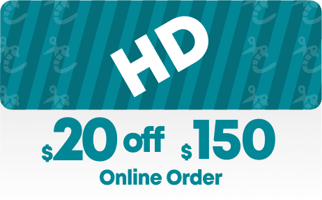 Home Depot $20 Off $150 Online Coupon