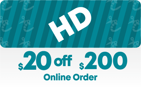 Home Depot $20 off $200 Online Coupon